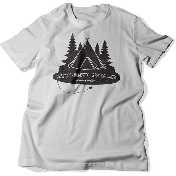 T-Shirt's for Scholarships - Adult White